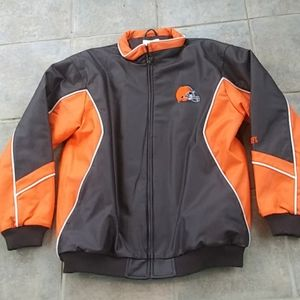 Cleveland Browns Winter Coat